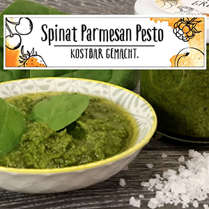 Spinat Pesto