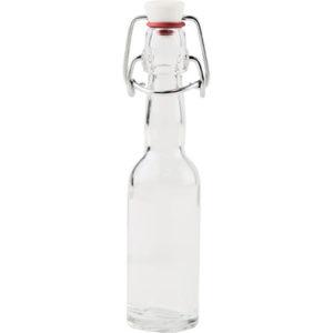 Flasche Kopfhals mit Buegelverschluss 40ml