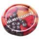 Schraubdeckel Obstdekor