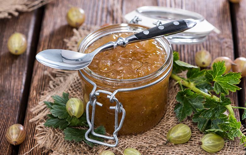 Stachelbeere Marmelade