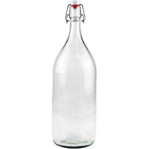 Mostflasche mit Buegelverschluss - 2l