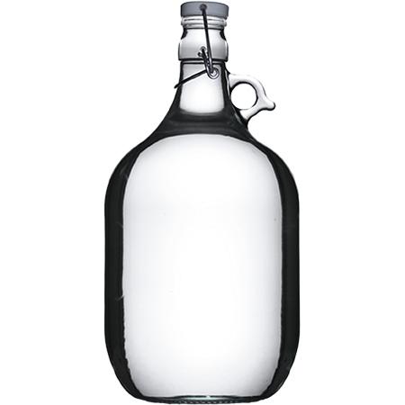 Gallone mit Buegelverschluss - 5l