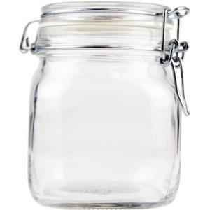 Drahtbuegelglas