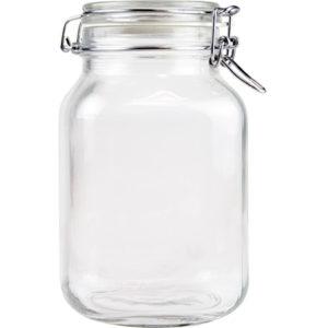 Drahtbuegelglas - 1l