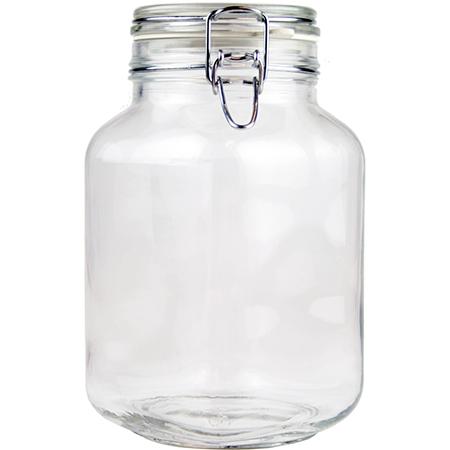 Drahtbuegelglas - 2l