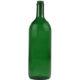 Fruchtsaftflasche bordeaux