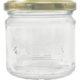 Honigglas mit Schraubdeckel - 0.25kg