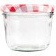 Sturzglas mit Schraubdeckel - 230ml