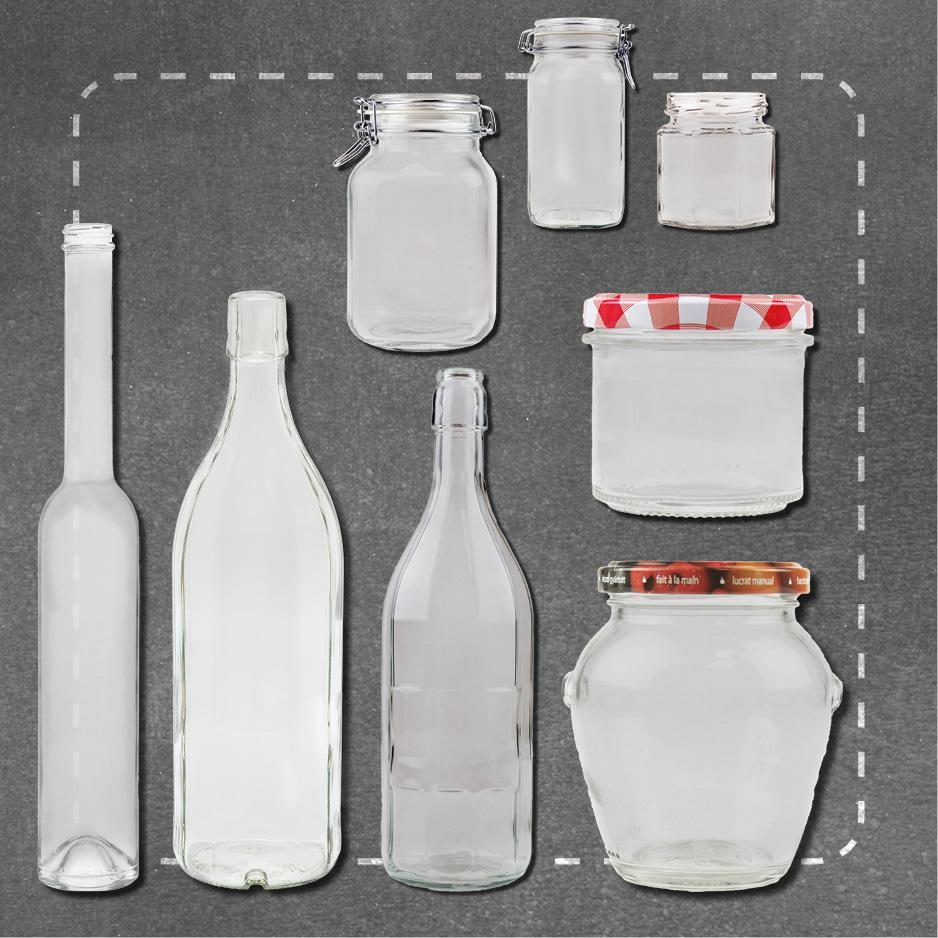 Gläser & Flaschen
