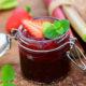 Erdbeere-Rhabarber Marmelade